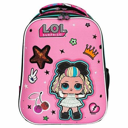 Рюкзак школьный LOL Surprise LOHB-RT1-866H