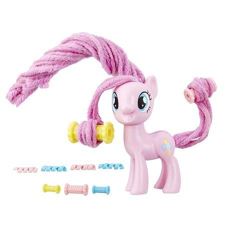 Набор My Little Pony Пони с праздничными прическами Пинки Пай B9618EU40