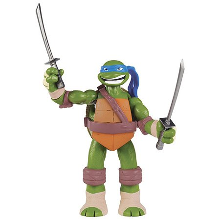 Фигурка Ninja Turtles(Черепашки Ниндзя) Черепашки Ниндзя 12.5-15 см со звуком в ассортименте