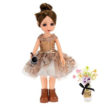 Кукла Эмили Мулиша в ботаническом саду коллекция Ванильное небо 76988