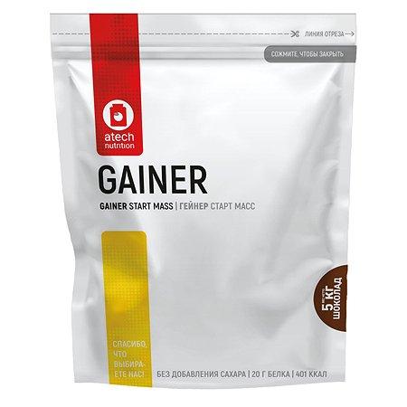 Гейнер aTech nutrition шоколад 5000г