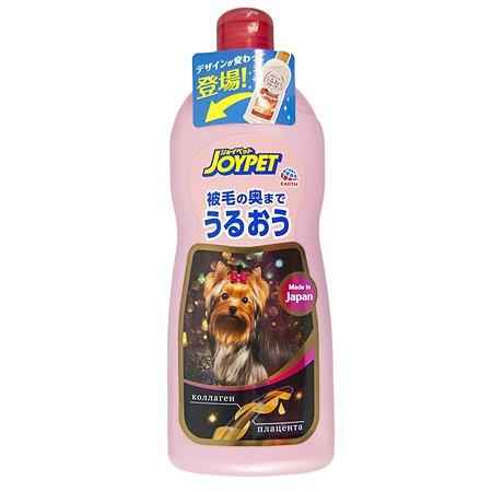 Шампунь для собак Joypet восстанавливающий с коллагеном и плацентой 350мл