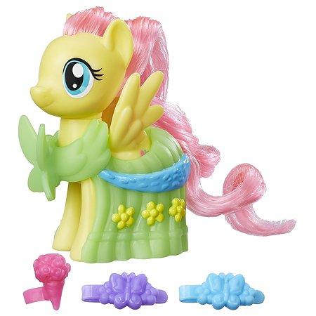 Набор My Little Pony Пони-модницы Флатершай B9621EU40