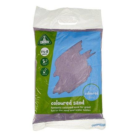 Песок для песочницы ELC 5кг Фиолетовый 137381