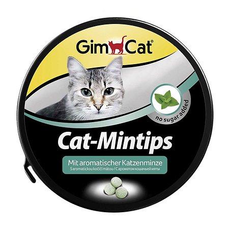 Лакомство для кошек Gimcat Кошачья мята 200г