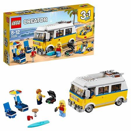 Конструктор LEGO Фургон сёрферов Creator (31079)