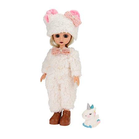 Кукла Эмили Мулиша в костюмчике Барашка 76993