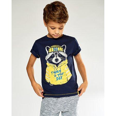 Футболка Futurino Fashion синяя