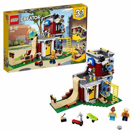 Конструктор LEGO Скейт-площадка (модульная сборка) Creator (31081)