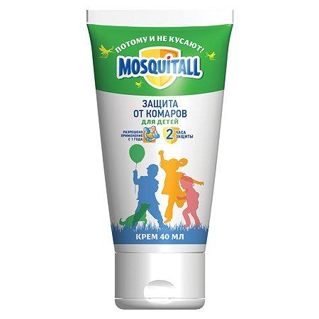 Крем от комаров Mosquitall Нежная защита для детей 40мл