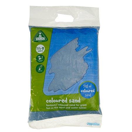Песок для песочницы ELC 5кг Синий 137237