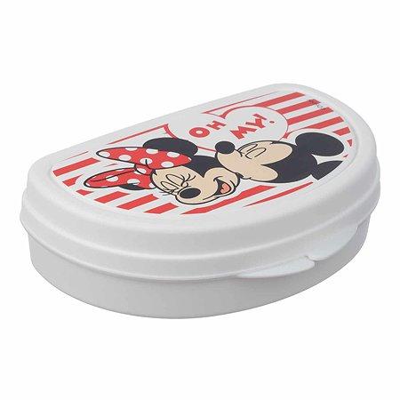 Бутербродница IDEA Disney Минни Маус(белый)