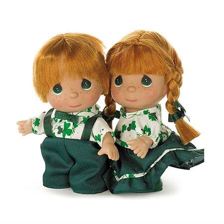 Кукла Precious Moments MINI Ирландский мальчик 14 см