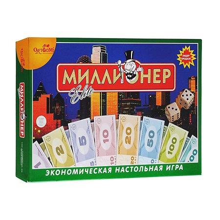 Настольная игра ASTREL Фан-Гейм Миллионер-элит подарочный