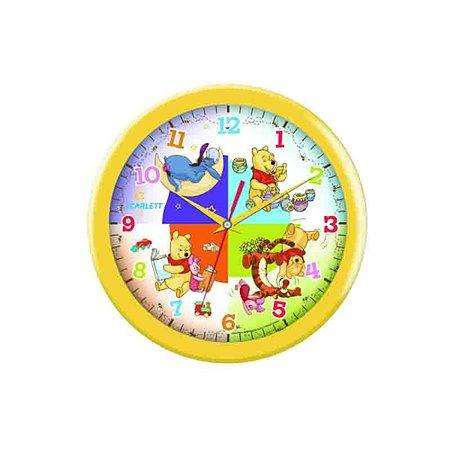 Настенные часы Scarlett Коллекция Disney Винни