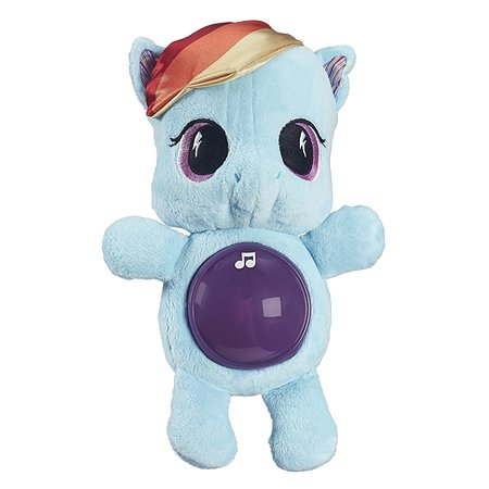 Пони для сна Playskool Rainbow Dash(светится)