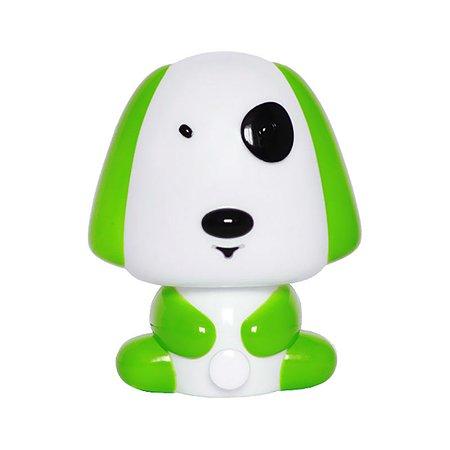 Ночник СТАРТ Собака (зелёный)