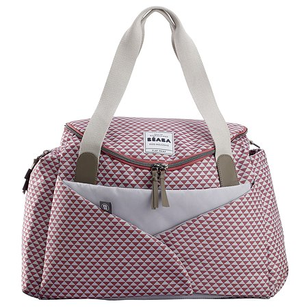 Сумка для мамы BEABA Changing Bag Sydney II Marsala