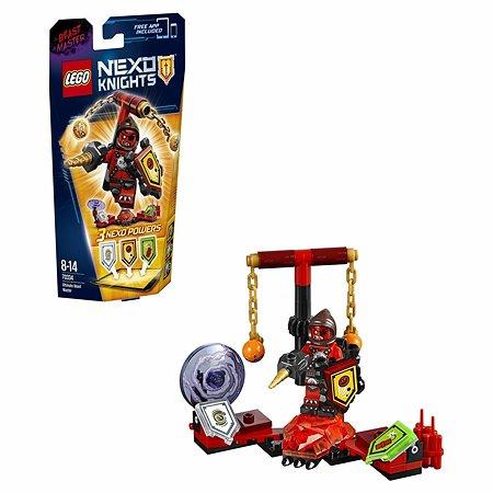 Конструктор LEGO Nexo Knights Предводитель монстров – Абсолютная сила (70334)