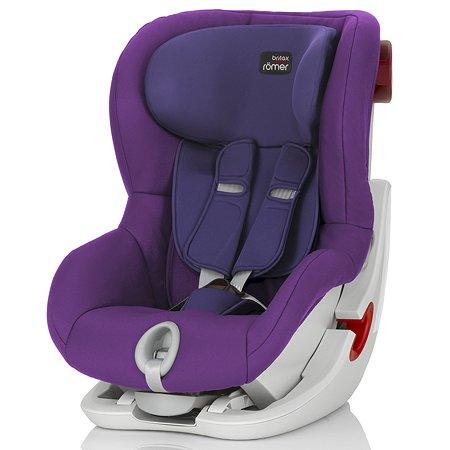 Автокресло Britax Roemer King II Mineral Purple