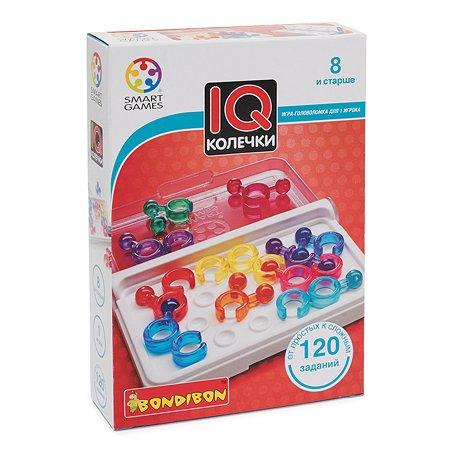 Игра логическая Bondibon IQ-Колечки ВВ0949
