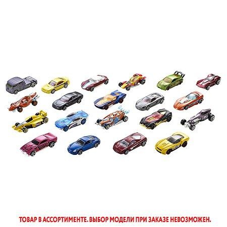 Набор Hot Wheels Базовые машинки 20 шт в ассортименте