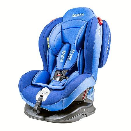 Автокресло Sparco F2000K Синее