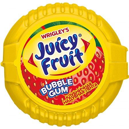 Резинка жевательная Juicy Fruit Клубничная лента 30г