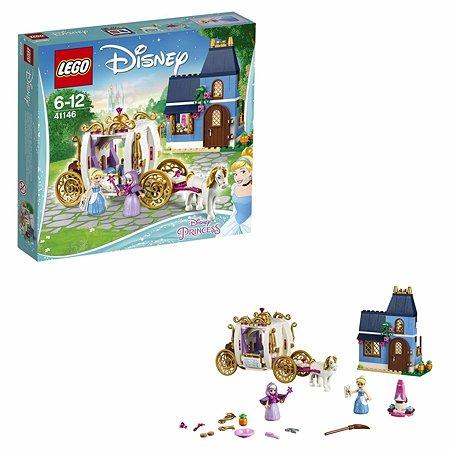 Конструктор LEGO Disney Princess Сказочный вечер Золушки (41146)