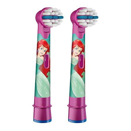 Насадки для электрических зубных щеток Oral-B Принцессы 2шт