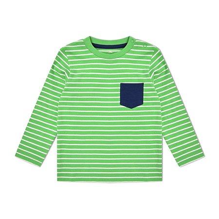 Футболка BabyGo зеленая