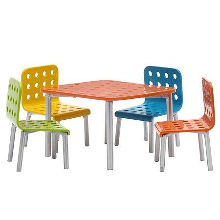 Мебель для домика Lundby для террасы 5предметов LB_60905000