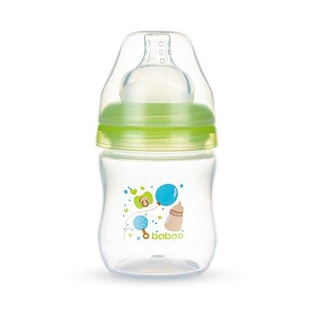 Бутылочка BABOO Baby Shower 130мл 3-103