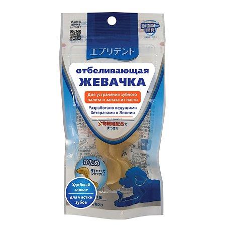 Жвачка EarthPet для снятия налета и чистки зубов для собак до 5кг съедобная 2шт