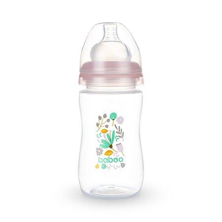 Бутылочка BABOO Flora 230мл 3-104