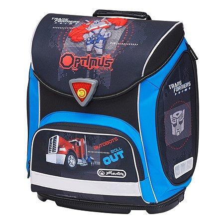 Ранец Herlitz Sporty Transformers