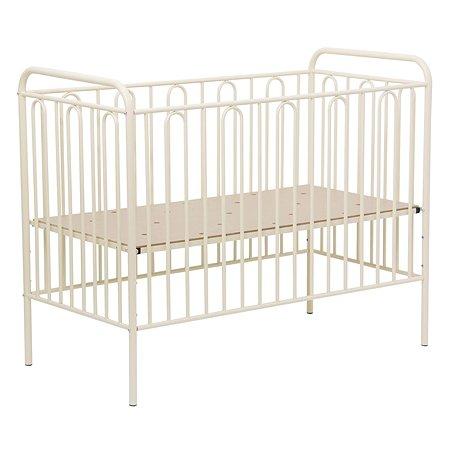 Кроватка детская Polini kids Vintage 110 Кремовый