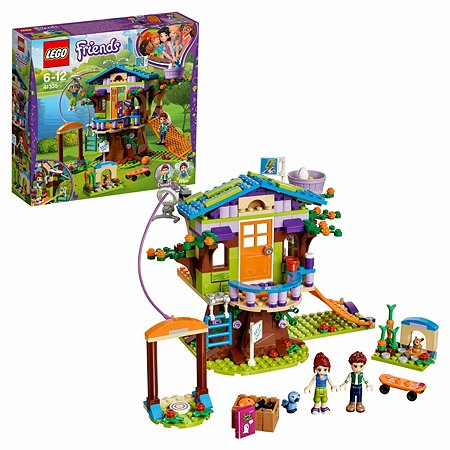 Конструктор LEGO Домик Мии на дереве Friends (41335)