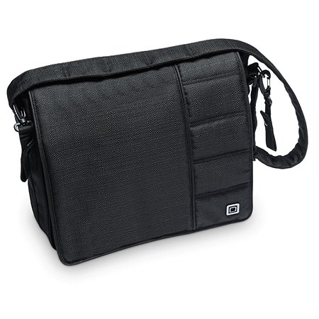 Сумка Moon Messenger Bag Black Structure (002) 2019