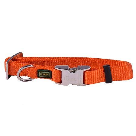 Ошейник для собак Hunter Alu-Strong S Оранжевый