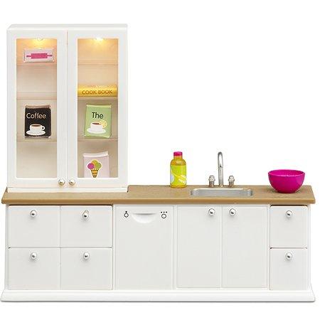 Мебель для домика Lundby Смоланд Кухня 8предметов LB_60202600