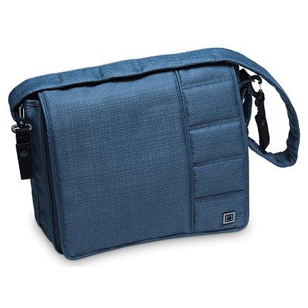 Сумка Moon Messenger Bag Blue Structure (003) 2019