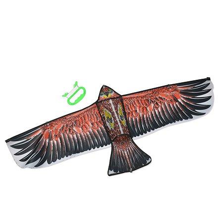 Воздушный змей Deex №1 1,1м верёвка 30м