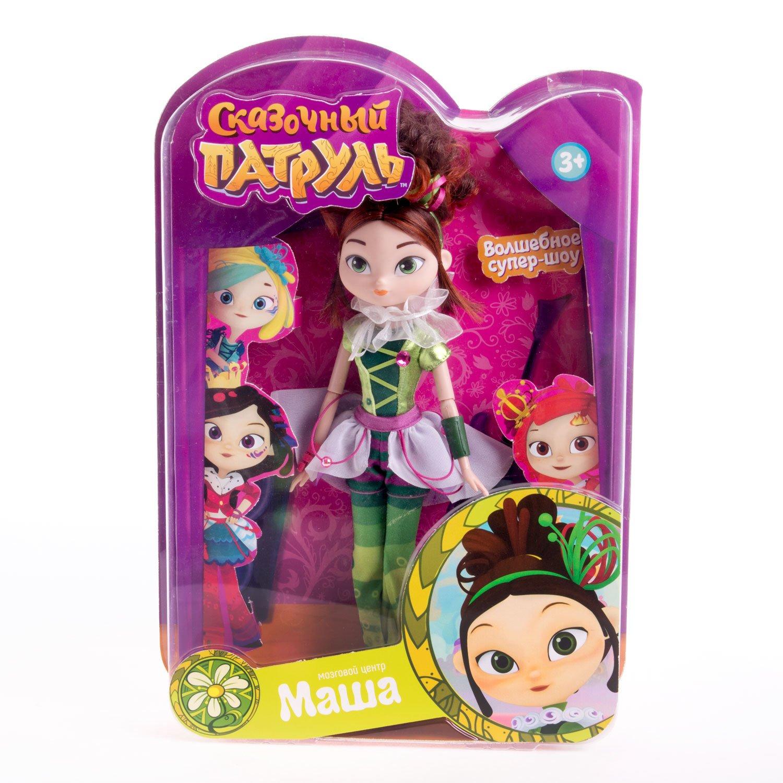 Кукла Сказочный патруль Music Маша 4386-1 - купить в ...
