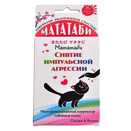 Лакомство для кошек Itosui Мататаби для снятия импульсной аргессии