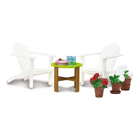 Мебель для домика Lundby Смоланд Садовый комплект 10прдметов LB_60304900