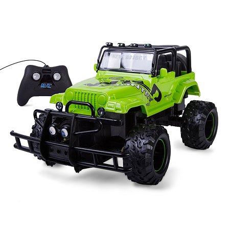 Внедорожник р/у New Bright Jeep Wrangler 1:15