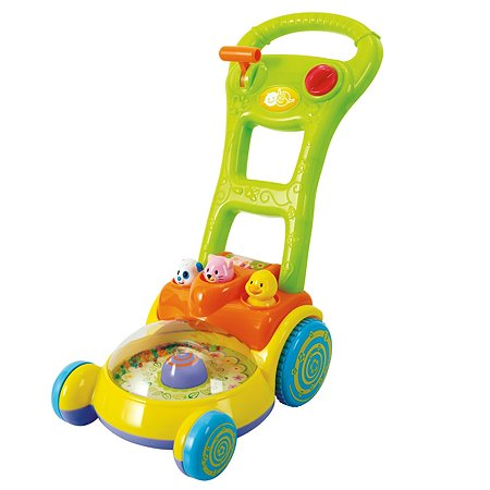 Каталка Playgo Забавная газонокосилка