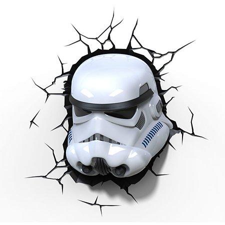 Светильник 3D 3DLightFx Star Wars Storm Trooper