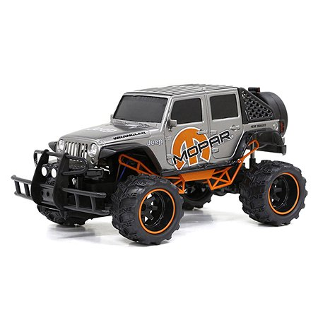 Машина р/у New Bright Jeep Wrangler 1:14